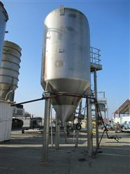 Image 4500 Gallon ROSSI & CATELLI Tank - Stainless Steel 1426383