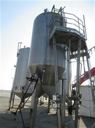 Image 4500 Gallon ROSSI & CATELLI Tank - Stainless Steel 1426384