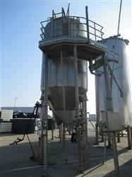 Image 4500 Gallon ROSSI & CATELLI Tank - Stainless Steel 1426386