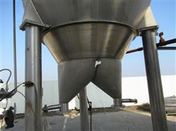 Image 4500 Gallon ROSSI & CATELLI Tank - Stainless Steel 1426391