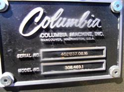 Image 150 Cu. Ft. COLUMBIA Pug Mixer 1426827