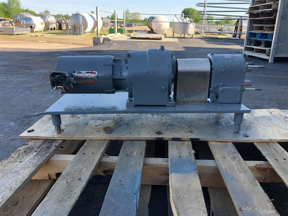 Image TRI-CLOVER Positive Displacement Pump 1488611