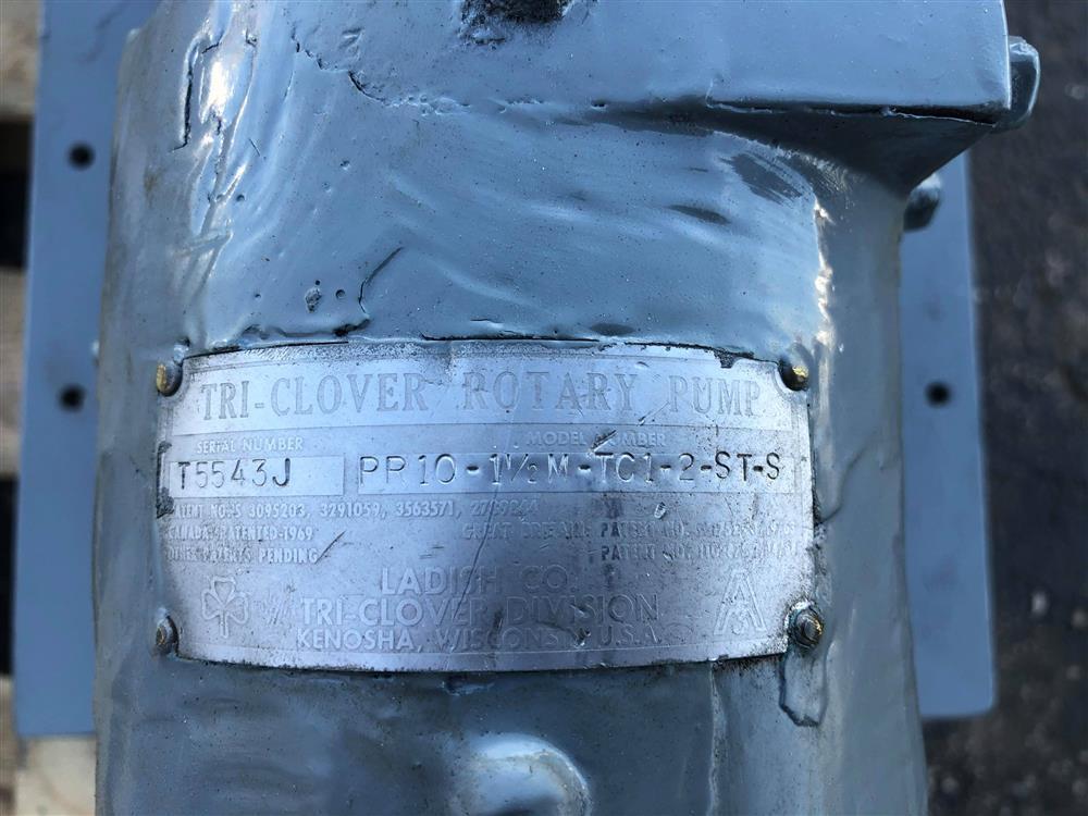 Image TRI-CLOVER Positive Displacement Pump 1488614
