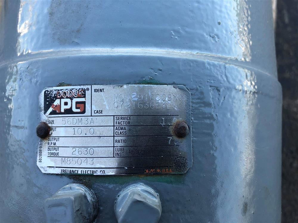 Image TRI-CLOVER Positive Displacement Pump 1488615