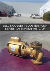 Image BELL AND GOSSET 100 AB Bronze Pump 1427931