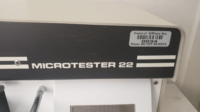 Image DAGE Microtester MF22A Pull Tester 1428059