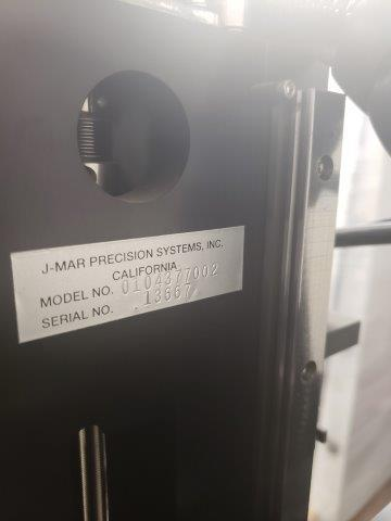 Image JMAR PRECISION SYSTEMS Video CMM Measurement System 1428186