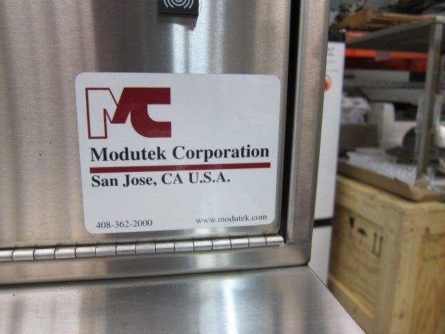 Image MODUTEK Flask Bottle Washer PLC Controlled 1428252