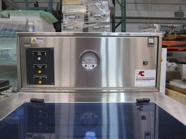 Image MODUTEK Flask Bottle Washer PLC Controlled 1428305