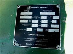 Image GARDNER DENVER Rotary Screw Air Compressor 1428622
