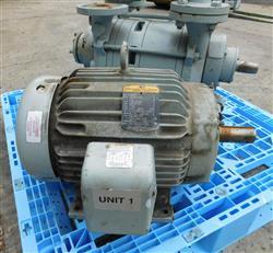 Image SQUIRE COGSWELL Liquid Ring Vacuum Pump 1428639