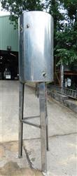 Image 150 Gallon Tank - Stainless Steel 1428658
