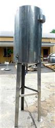 Image 150 Gallon Tank - Stainless Steel 1428659