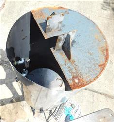 Image 150 Gallon Tank - Stainless Steel 1428660