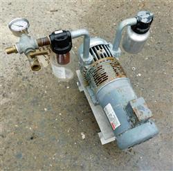 Image GAST Oil Free Vacuump Pump 1428673