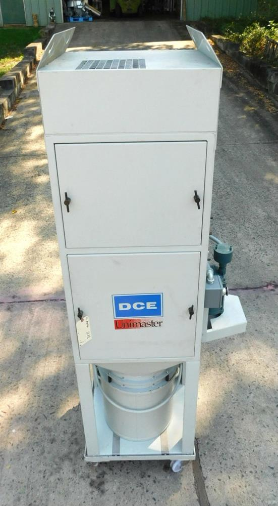 Image DCE UMA 72G 1 AD Bag Type Dust Collector 1428741
