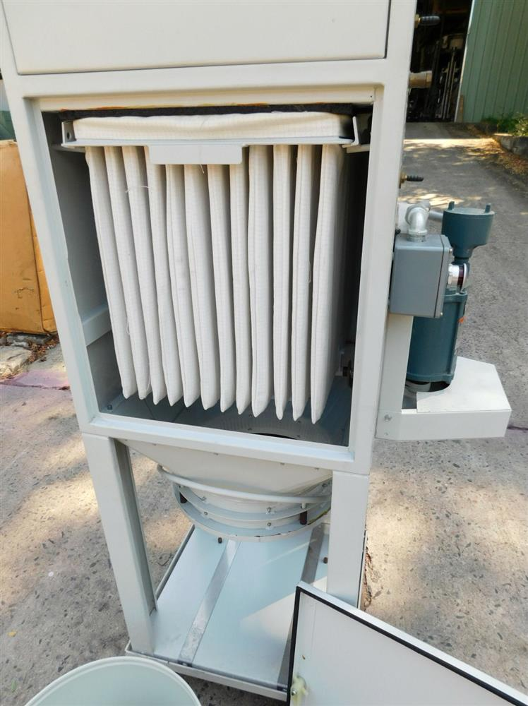 Image DCE UMA 72G 1 AD Bag Type Dust Collector 1428745