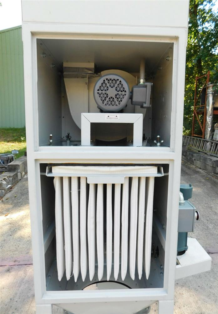 Image DCE UMA 72G 1 AD Bag Type Dust Collector 1428746