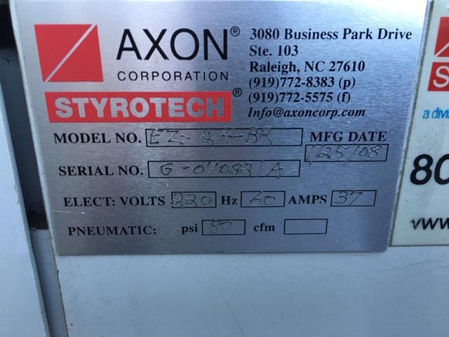 Image AXON EZ-24-BR Electric Heat Tunnel 1429302