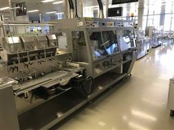 Image MARCHESINI MB 440 - MA 305 Blister Line with Cartoner and Checkweigher 1429359