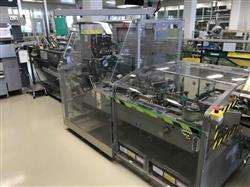 Image MARCHESINI MB 440 - MA 305 Blister Line with Cartoner and Checkweigher 1429362