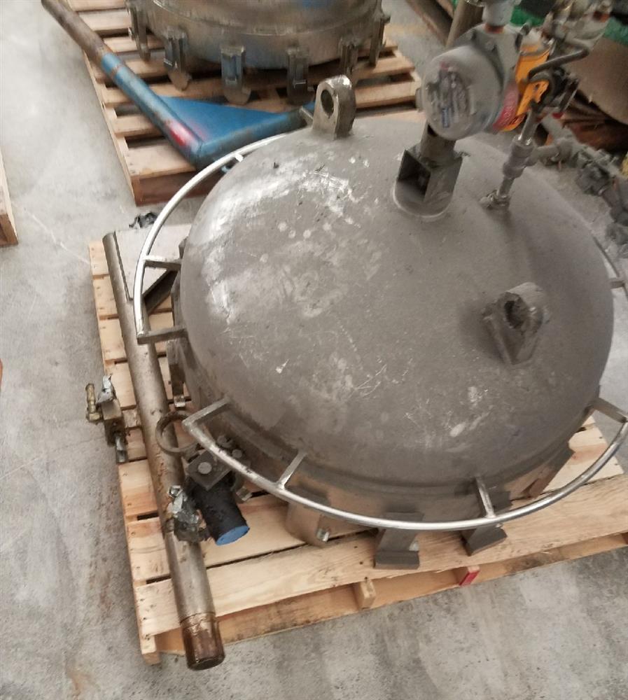 Image FSI 12 Bag Filter #1 - Stainless Steel 1431780