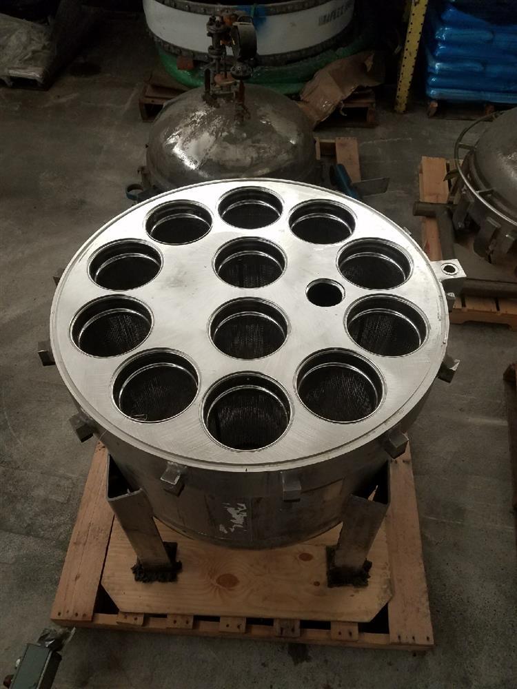 Image FSI 12 Bag Filter #1 - Stainless Steel 1431781