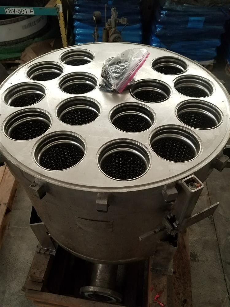 Image FSI 12 Bag Filter #1 - Stainless Steel 1431782
