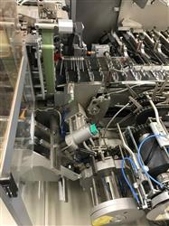 Image MARCHESINI MB 440 - MA 355 Blister Line with Cartoner and Check Weigher 1429565