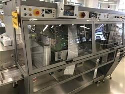 Image MARCHESINI MB 440 - MA 355 Blister Line with Cartoner and Check Weigher 1429556