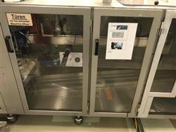 Image MARCHESINI MB 440 - MA 355 Blister Line with Cartoner and Check Weigher 1429558