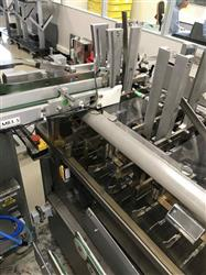 Image MARCHESINI MB 440 - MA 355 Blister Line with Cartoner and Check Weigher 1429561