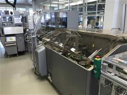 Image MARCHESINI MB 440 - MA 355 Blister Line with Cartoner and Check Weigher 1429562