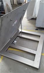 Image METTLER TOLEDO DND 600 SK Floor Scales with Platform 1429812