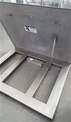 Image METTLER TOLEDO DND 600 SK Floor Scales with Platform 1429813