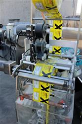 Image Vertical Labeler with Date Coder - Automatic Packing Machines 1430561