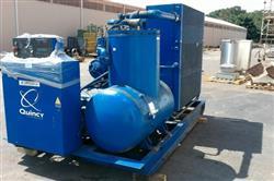 Image QUINCY QSI-1175 Rotary Screw Air Compressor 1430670