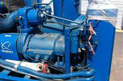 Image QUINCY QSI-1175 Rotary Screw Air Compressor 1430667