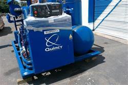 Image QUINCY QSI-1175 Rotary Screw Air Compressor 1430669