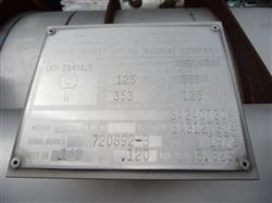 Image GASTON COUNTY Autoclave - 304 Stainless Steel 1431109