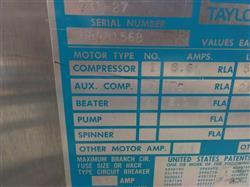 Image TAYLOR 731-27 Soft Serve Ice Cream Machine 1431221