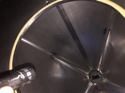 Image METAL CRAFT Powder Tote Bins - Stainless Steel 1431365