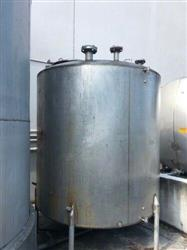 Image 1,400 Gallons Storage Tank - Stainless Steel, Great Condition 1431626