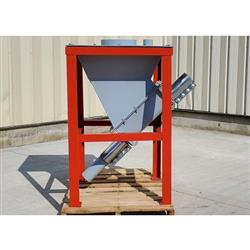 Image 3in Dia. X 20ft Long Flexible Screw Auger Conveyor 1431825