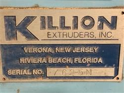 Image KILLION Laboratory Sheet Extrusion Line 1432085