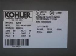 Image KOHLER Automatic Transfer Switch  1432160
