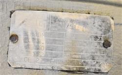 Image AMPCO ZP1 Rotary Lobe Pump - Sanitary, Stainless Steel 1433366