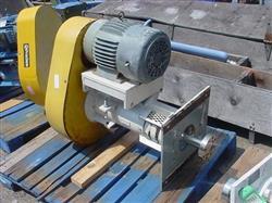 Image 5 HP PROCHEM Stub Shaft Agitator - Side Entering Flange Mount, Stainless Steel 1433584