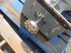 Image 5 HP PROCHEM Stub Shaft Agitator - Side Entering Flange Mount, Stainless Steel 1433585