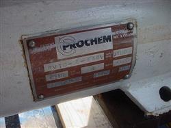 Image 5 HP PROCHEM Stub Shaft Agitator - Side Entering Flange Mount, Stainless Steel 1433586